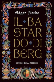 Il bastardo di Berg - copertina