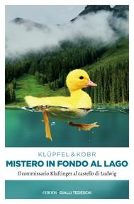 Mistero in fondo al lago - copertina