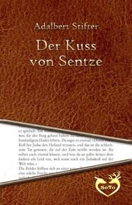 Der Kuss von Sentze - copertina