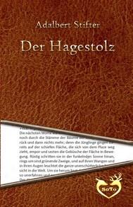 Der Hagestolz - copertina