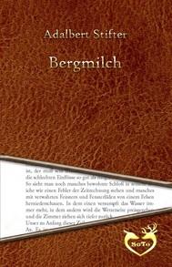 Bergmilch - copertina