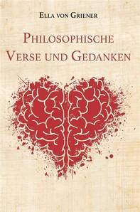 Philosophische Verse und Gedanken - Librerie.coop