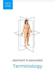 Anatomy flashcards: Terminology - copertina