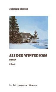 Als der Winter kam - copertina