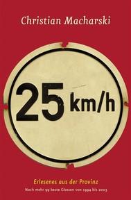 25 km/h - copertina