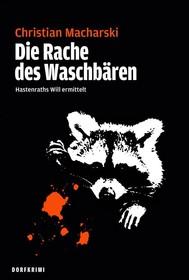 Die Rache des Waschbären - copertina