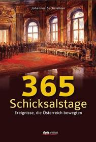 365 Schicksalstage - copertina