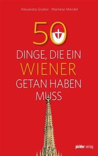50 Dinge, die ein Wiener getan haben muss - Librerie.coop