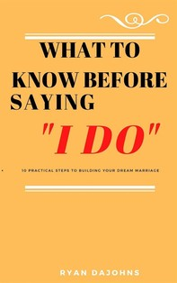 """What to Know Before Saying """"I DO"""" - Librerie.coop"""