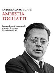 Amnistia Togliatti - copertina