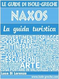 Naxos - La guida di isole-greche.com - Librerie.coop