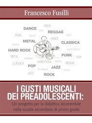 I gusti musicali dei preadolescenti - copertina