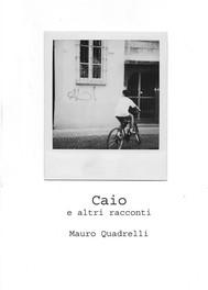 Caio e altri racconti - copertina