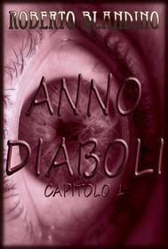 Anno Diaboli Parte Prima - copertina