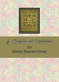 A Clerk of Oxford - copertina