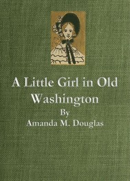 A Little Girl in Old Washington - copertina