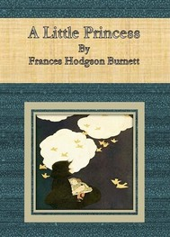 A Little Princess by Frances Hodgson Burnett - copertina