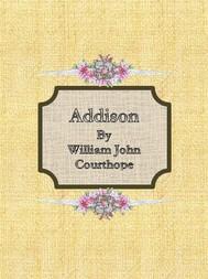 Addison  - copertina