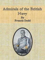 Admirals of the British Navy - copertina