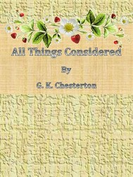 All Things Considered - copertina