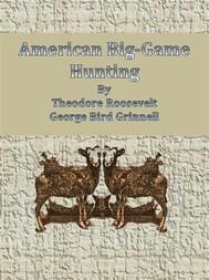American Big-Game Hunting - copertina