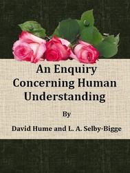 An Enquiry Concerning Human Understanding - copertina