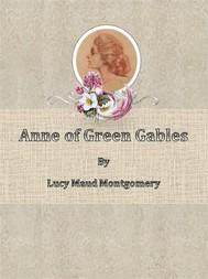Anne of Green Gables - copertina