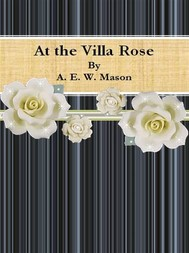 At the Villa Rose - copertina