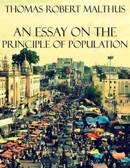 An Essay On the Principle of Population - copertina