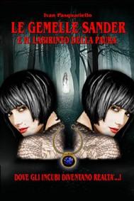 Le Gemelle Sander e il Labirinto della Paura - copertina
