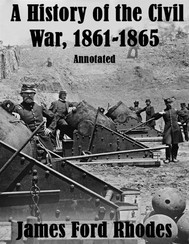 A History of the Civil War, 1861-1865: Annotated - copertina
