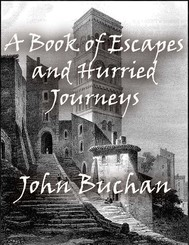 A Book of Escapes and Hurried Journeys - copertina