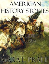 American History Stories: Complete 4 Volumes - copertina