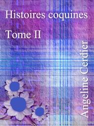 Histoires coquines -Tome II - copertina