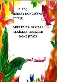 1.Her şey KONUŞUYOR SETİ  - copertina