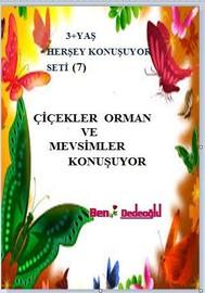 10.Her şey KONUŞUYOR SETİ  - copertina