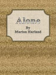 Alone - copertina