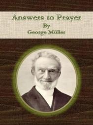 Answers to Prayer - copertina