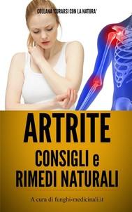 Artrite - Consigli e Rimedi Naturali - copertina