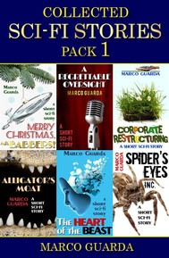 Collected Science Fiction Stories - Pack 1 - copertina