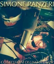 Confessioni di uno speaker - copertina