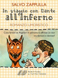 In viaggio con Dante all'Inferno - copertina