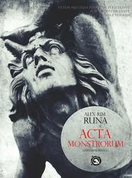 Acta Monstrorum - copertina