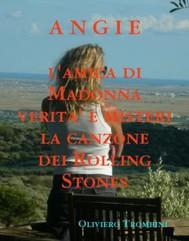 Angie silenzi e verità - copertina