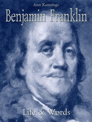 Benjamin Franklin: Life & Words - copertina