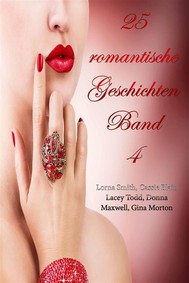 25 romantische Geschichten - Band 4 - copertina