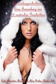 10 Liebesgeschichten - Eine Sammlung von 10 erotischen Geschichten - copertina