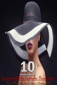 10 leidenschaftliche erotische Geschichten - copertina