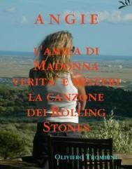 Angie amica di Madonna verita' e misteri sulla canzone dei Rolling Stones - copertina