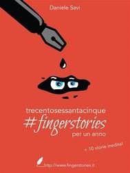 365 #fingerstories per un anno - copertina